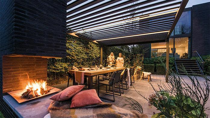 Outdoorküche Stein Helloween : Die besten partys finden in der küche statt