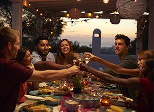 Gartenparty-Reihe Teil I | Feiern Sie den Welt-Party-Tag!