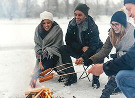 Winterzeit ist Grillzeit!