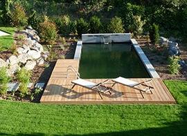 Wasserträume für Gartenträumer
