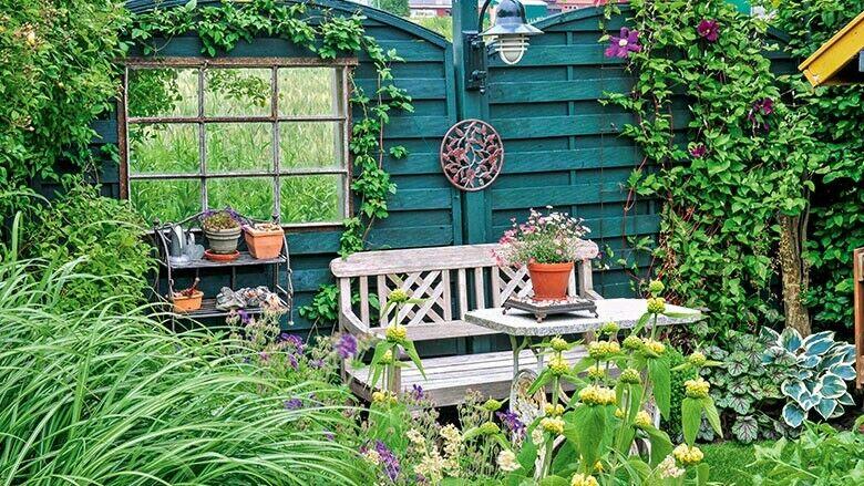 Gartenfenster