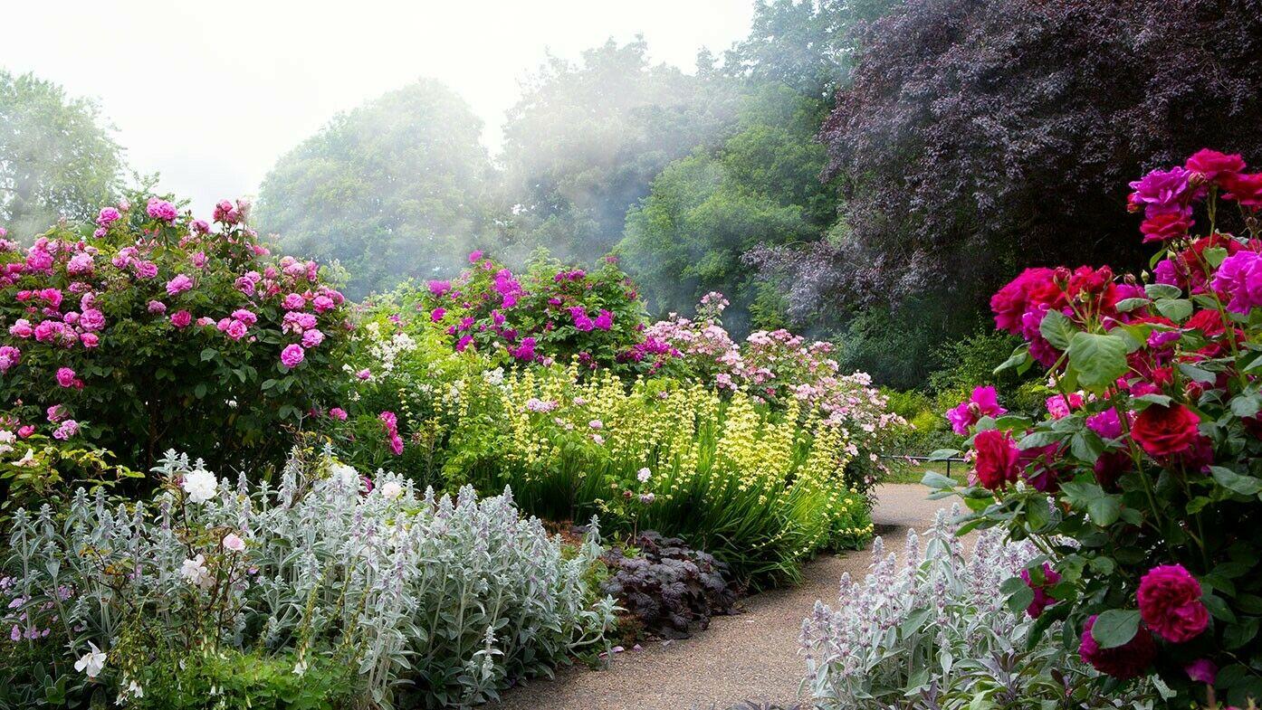 Der Englische Landhausgarten