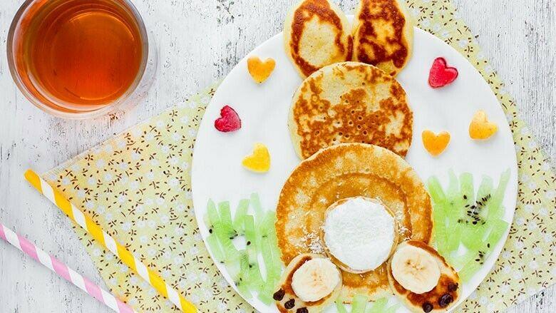 Pfannkuchenhäschen