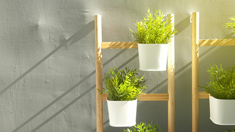 Vertical Garden Leiter