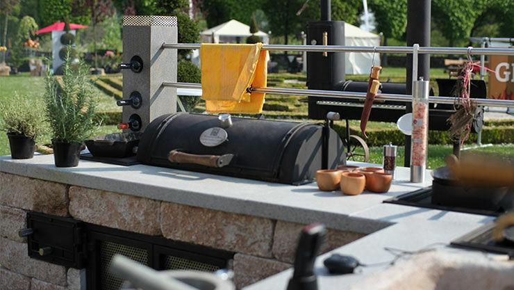Outdoorküche Zubehör Berlin : Die besten partys finden in der küche statt