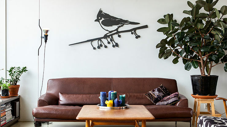 Metalbird in XXL