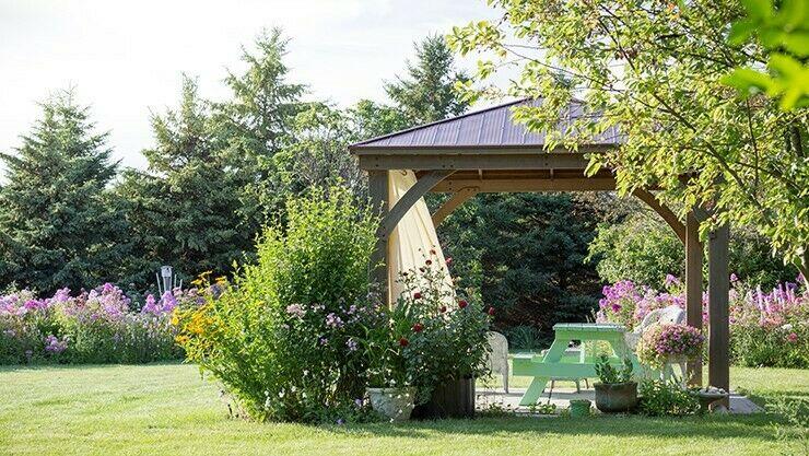 sonnenschutz f r ihren garten oder ihre terrasse. Black Bedroom Furniture Sets. Home Design Ideas
